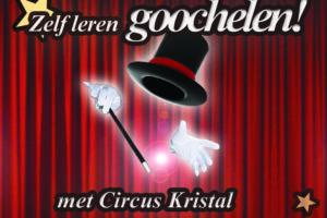 Goochelfeestje bij Circus Kristal