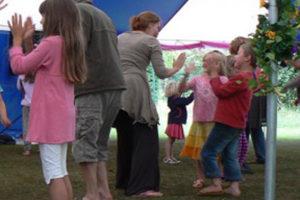 Dansfeestje bij Biodanza for Harmony