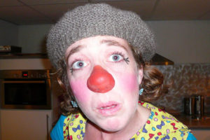 Clown Miepie