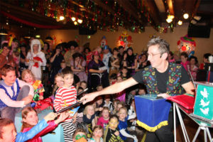 Kinderfeestje met Rolando Entertainment