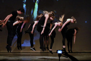 Glendance dansfeestje