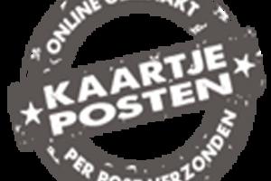Originele uitnodigingen bij Kaartjeposten.nl