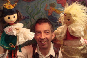 Kinderfeestje met Koos Kneus Poppentheater