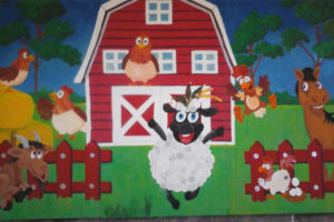 Kinderfeestje bij Maisdoolhof Malden