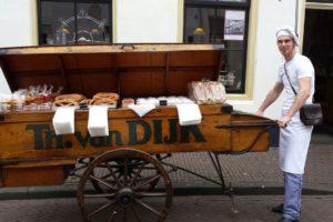 Bakkersfeestje in Nederlands Bakkerijmuseum
