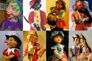 Marionettentheater kinderfeestje