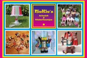 Creatief kinderfeestje bij Niekie Kids Design
