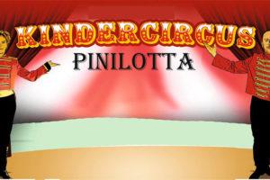 Circus kinderfeestje bij Pinilotta Circus