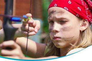 Sportief kinderfeestje bij Ren4Sport