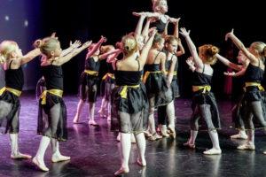 Dansfeestje bij Studio Pauline