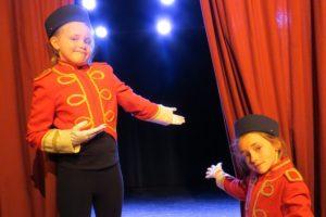 Theater-Kinderfeestje in een heus theater!