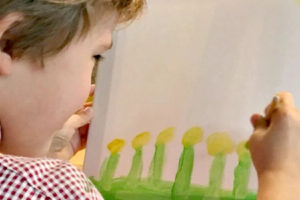 Creatief kinderfeestje bij Bibelebon KinderAtelier