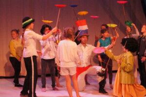 Uitdagend Circusfeestje