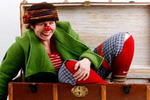 Ballonnenfeest met De clown en de koffer