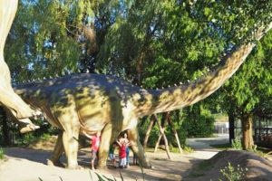 Vier je verjaardag in Dinoland