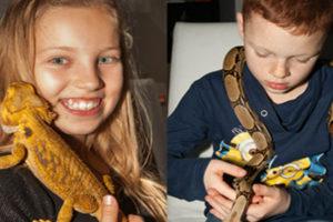 Reptielenfeestje met Exotus Serpenti