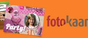 Uitnodiging bij Fotokaarten.nl