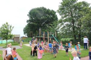 Kinderfeestje bij De Happyfarm