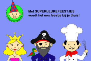 Superleukefeestjes